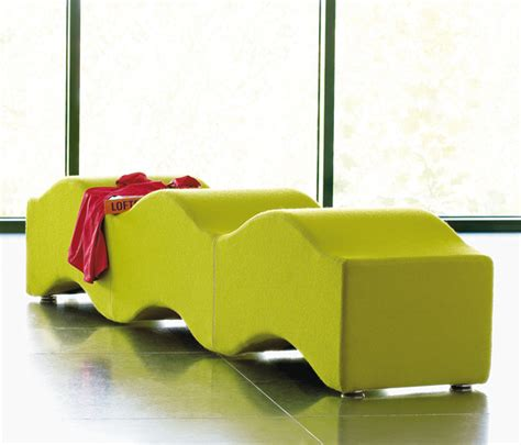 ripple bench ripple by steelcase wave snake product