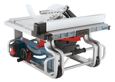 bosch jobsite table saw review bosch gts1031 10 inch portable jobsite table saw review
