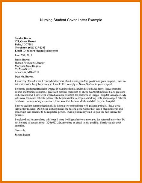Cover Letter For Fresh Graduate by 7 Application Letter Sle Of Fresh Graduate Tech Rehab Counseling