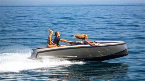 jordan lake speed boat rental video vanquish yachts builds yamaha based vanqraft vq16