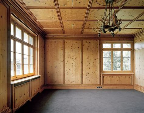 Room In A Box Interior Design - plywood walls ceiling love the trim detail overlaying the simple plywood possible interior