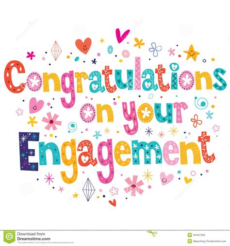 Engagement Wedding Clipart Free by Engagement Congrats Clipart