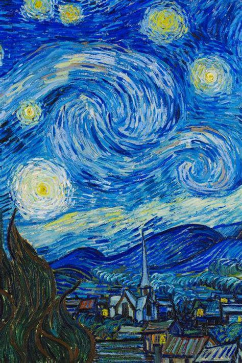 wordlesstech starry night by vincent van gogh vincent van gogh the starry night 1889 vincent of