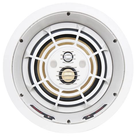 Speakercraft Ceiling Speakers by Speakercraft Aim10 Five 3 Way Fully Pivoting In Ceiling