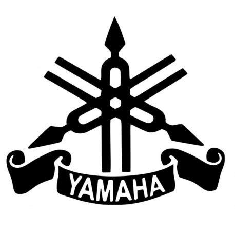 Sticker Tribal Pour Moto by Sticker Yamaha Pour La D 233 Coration De Votre Moto Etiquette
