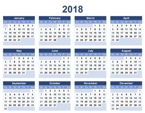 printable calendar 2018 pakistan free printable 2018 calendar template word excel