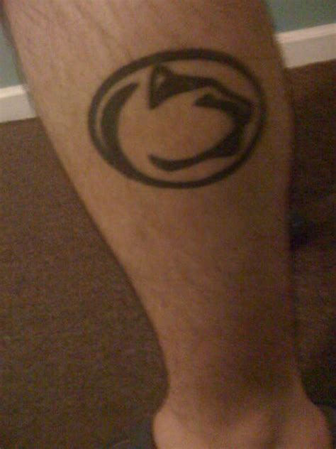 penn state tattoo we are penn state