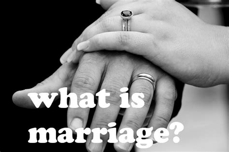 Wedding Ceremony Definition Of Marriage by About Marriage What Is Marriage