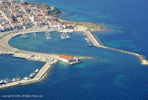 porto calasetta porto turistico di calasetta in sardinia italy