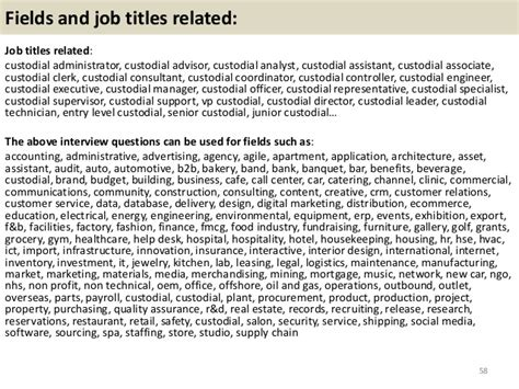top 36 custodial questions with answers pdf