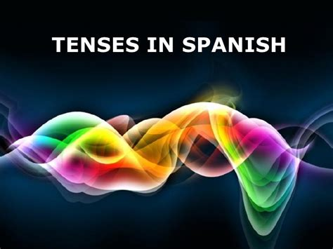 theme ppt for middle school tenses display