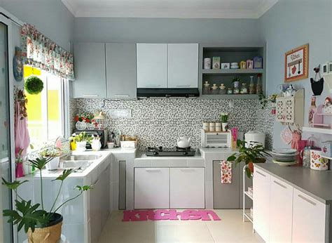 Revolusiner Terbaru Mempercantik Ruang Dapur Ruang Tamu Kamar Bantalan gambar dekorasi rumah cantik minimalis terbaru desain