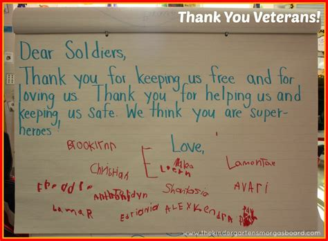 template for cards for servicemen and a kindergarten smorgasboard of veteran s day the