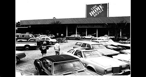 home depots history  atlanta