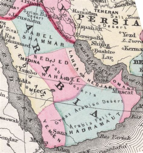 List Of Home Magazines Saudi Arabia Maps