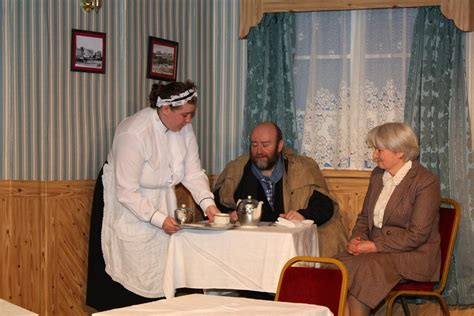 Separate Tables Cast by Terence Rattigan Durham Dramatic Society