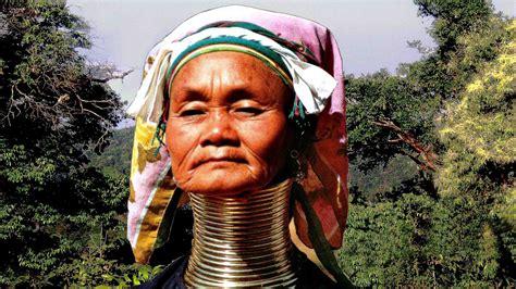 antikes italienisches volk myanmar inlesee 2 shan staat u padaung volk