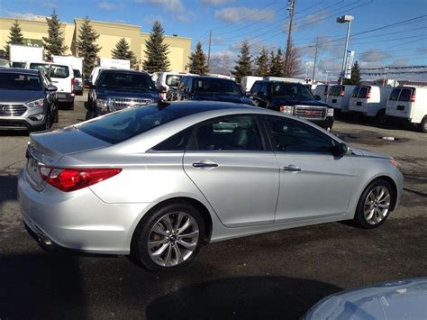 Hyundai Sonata Turbo by 2012 Hyundai Sonata Turbo Limited Leather 16888