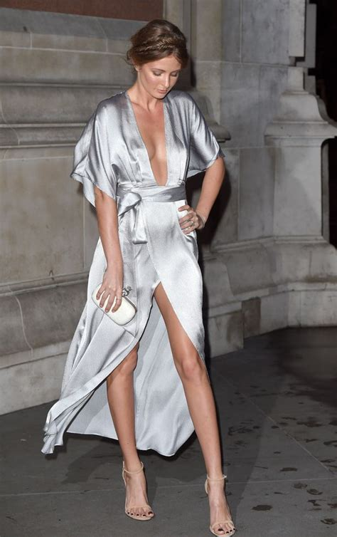 millie mackintosh doesn t need a wardrobe malfunction to
