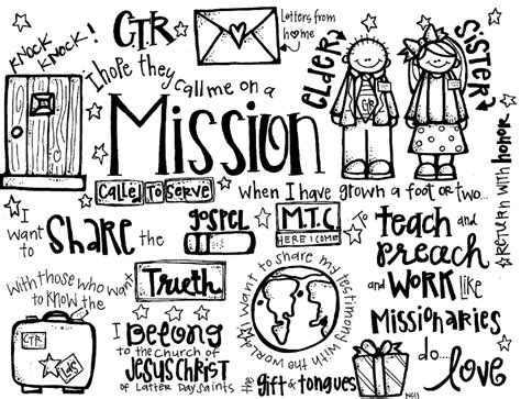 printable missionary quotes quotes coloring pages cute quotesgram