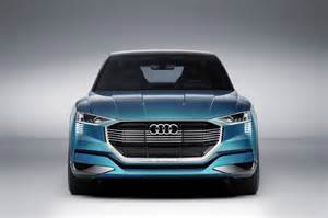 Audi Electric Vehicle 2018 Audi E Quattro Concept 2018 Q6 Electric Car
