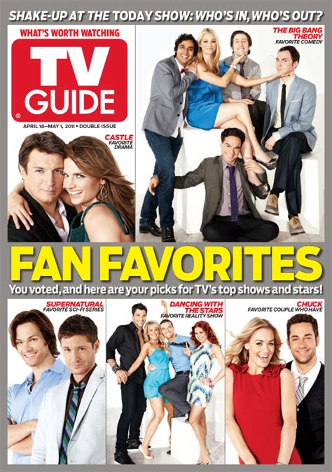 all comments on from zachary levi with yvonne strahovski zac and yvonne on the cover of tv guide zachary levi