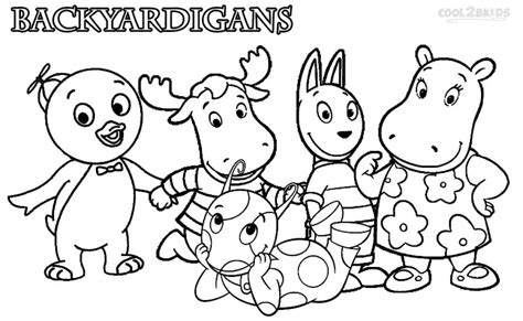 nick jr backyardigans coloring pages backyardigans printable coloring pages asoboo info