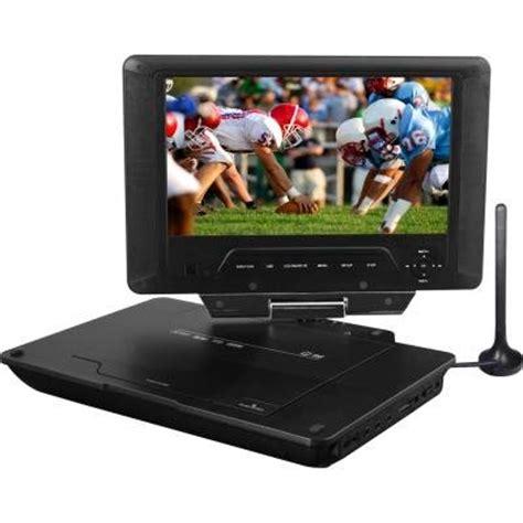 Dvd Tv Portable 7 noah ed8870a 7 inch lcd portable tv dvd combo