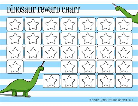 free printable animal reward charts dinosaur reward charts pink blue free printable
