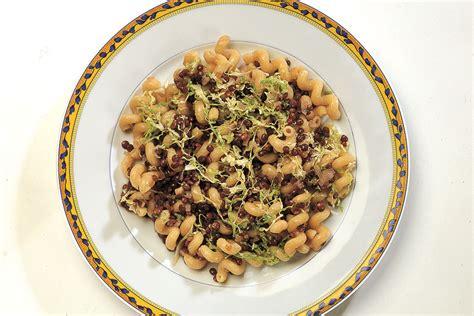 cucinare pasta e lenticchie ricetta pasta e lenticchie la cucina italiana