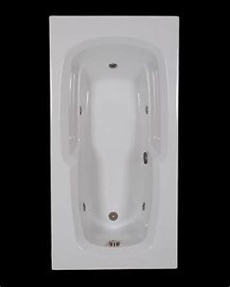 bathtubs made in usa 60x32 comfortflo whirlpool bath made in america ebay