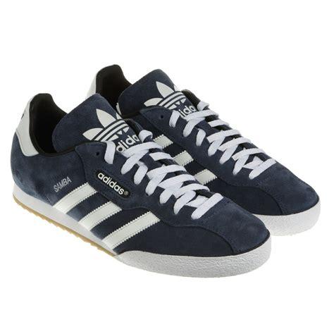 adidas samba shoes adidas samba suede size 7 8 9 10 11 12 navy trainers