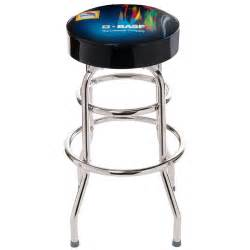 custom swivel bar stools dual bar enameled steel frame