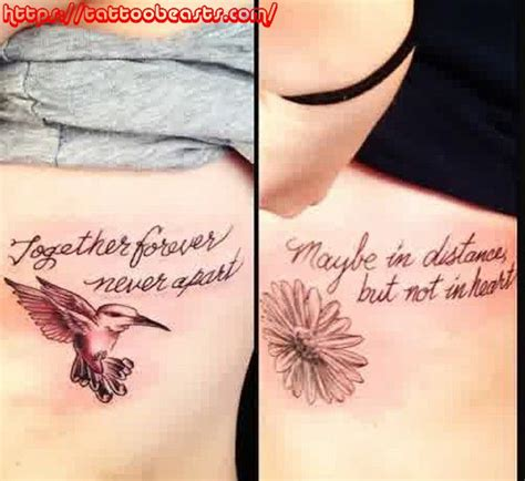 matching tattoos for best friends best friend tattoos unique ideas bff