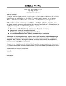 Lending Officer Cover Letter by Leading Professional Loan Officer Cover Letter Exles