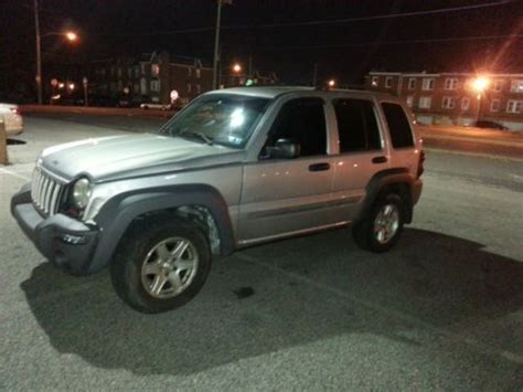 2002 Jeep Liberty Engine For Sale Find Used 2002 Jeep Liberty For Sale In Philadelphia
