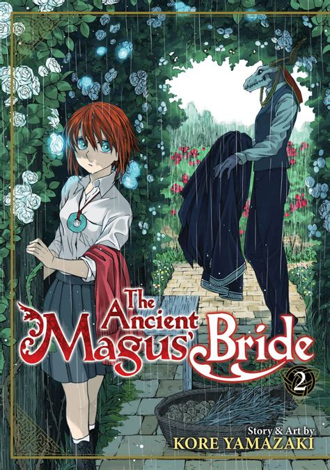 the ancient magus vol 4 new on shoujo shelves september 2015 of
