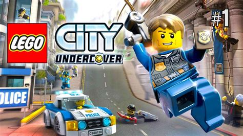 Lego City Undercover Xbox One twitch livestream lego city undercover part 1 xbox one