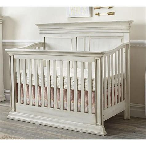vintage white baby crib antique white nursery furniture thenurseries