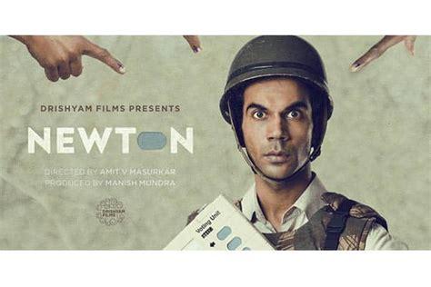 film india oscar india s newton among 92 entries for foreign language