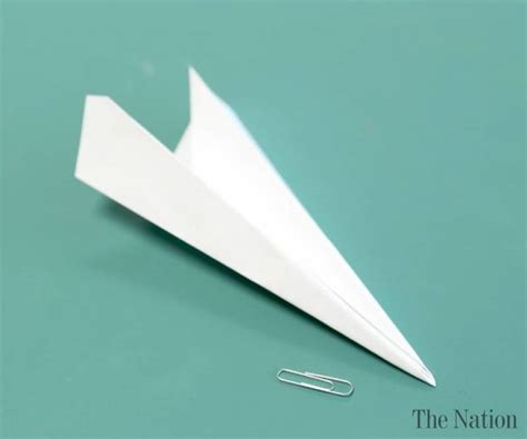 How To Make The Fastest Paper Plane - how to make the fastest paper airplane