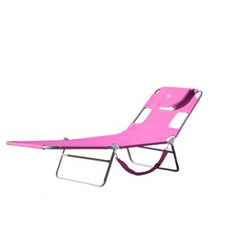 ostrich lounge chaise ostrich chaise lounge chs1002p pink with face down option