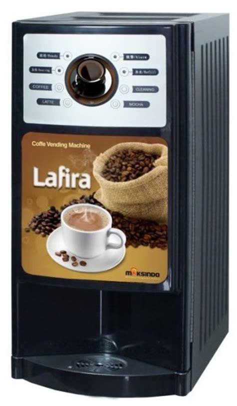 Mesin Coffee Vending jual mesin kopi vending lafira 3 minuman di tangerang
