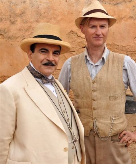 0008164959 appointment with death poirot david suchet and mark gatiss in agatha christie s poirot