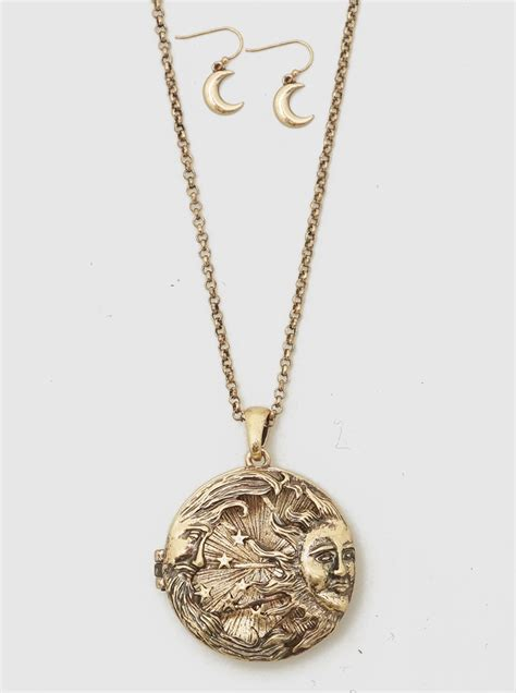 religious charms for jewelry religious sun metal pendant charm locket necklaces
