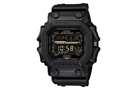 Casio G Shock Gx 56 Black White may 2011 drink black water page 10