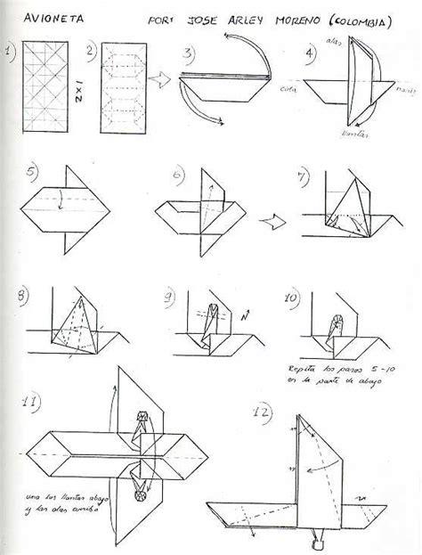 Easy Origami Plane - easy origami plane