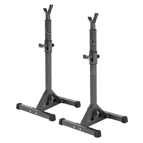 bench safety stands fitness exercise squat rack squat stands barbell press