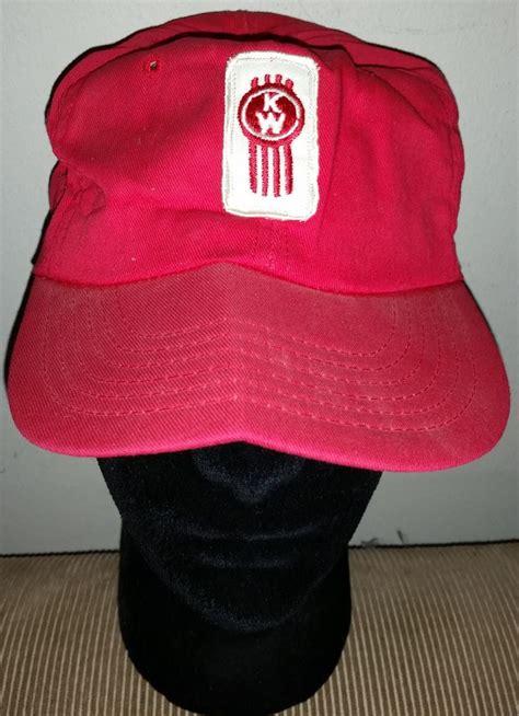 kenworth trucker hat vintage kenworth trucker hat cap by swingster my cool
