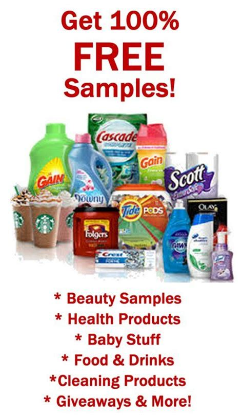 Gets Free Stuff by Best 25 Free Sles By Mail Ideas On Free